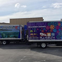 Truck Graphics Printing